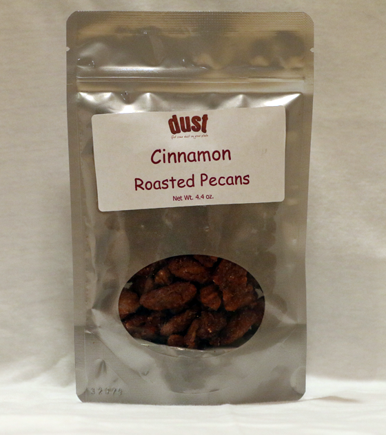 how to make cinnamon roasted pecans